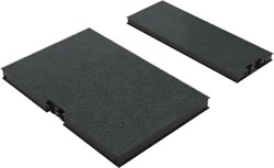 Bosch 17000630 Набор угольных фильтров (2 шт.), передн.+задн., с креплениями, для DWF.7..60 - фото 13031