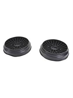 Bosch 00796390 Угольный фильтр для вытяжки (комплект из 2 шт.) DHZ5276 - фото 13051