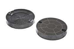 Bosch 00653729 Угольный фильтр для вытяжки (комплект из 2 шт.) - фото 13069