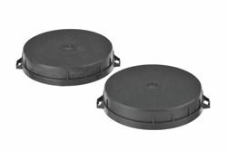 Bosch 00644366 Угольный фильтр для вытяжки комплект из 2 шт - фото 13075