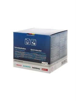 Bosch 00311923 Средство от накипи для стиральных и посудомоечных машин (набор: 4х250г) - фото 13310