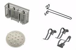 Набор аксессуаров для посудомоечных машин Bosch 00468164 - фото 13400