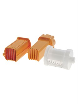 Насадка-кубикорезка для мясорубки Bosch 12011454, для MFW3.. - фото 13432
