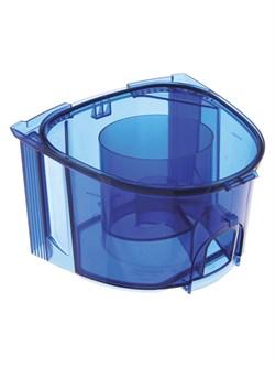 """Контейнер для сбора пыли Bosch 12014002, цвет """"голубой"""", для GS10 BGS1U1805/11 - фото 13489"""
