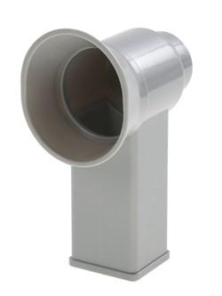 Корпус насадки-шинковки для мясорубки Bosch 00753398 для MFW67/68.. - фото 13635