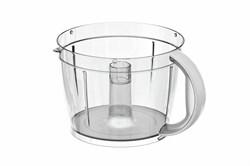 Смесительная чаша, прозрачная с белой ручкой Bosch 00702186 для MCM55.. - фото 14209