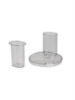 Крышка смесительной чаши с загрузочным отверстием и толкателем Bosch 00657227 для MCM2.. - фото 14217