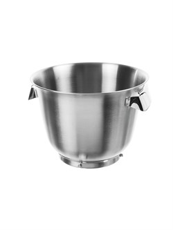 Чаша для смешивания к кухонному комбайну, нерж.сталь Bosch 17000928 MUZ9ER1 для MUM9.. (OptiMUM) - фото 14756