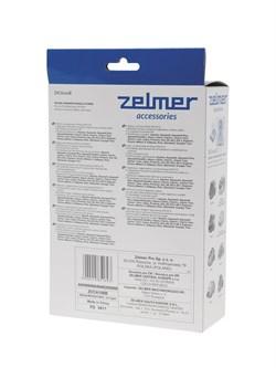 Пылесборники ZELMER ZVCA100B (49.4000) / 12006466, 4шт + выпускной фильтр - фото 15832