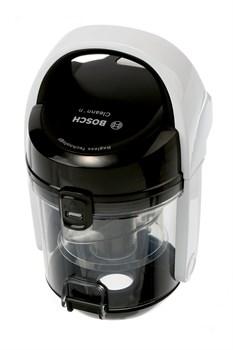 Контейнер для сбора пыли в комплекте с фильтром, объемом 1.5л,, черный/белый, Bosch 11029266 для BGC05.., BGS05.. - фото 16011