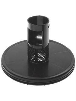 Разделитель в циклонический контейнер пылесоса, чёрный, с уплотнителем, Bosch 12022748 для BGC05.., BGS05.. - фото 16019