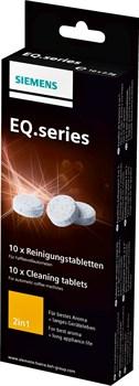 Таблетки для очистки от эфирных масел Siemens 00311807 TZ80001N, 10 шт. - фото 16938