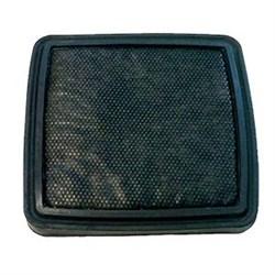 Zelmer Квадратный Фильтр предварительной очистки для ZVC712, 819.0, 819.5 Bork 8718 и 8818 - фото 16990