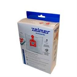 Пылесборники ZELMER ZVCA300B / А494220.00/ 12006468, 4шт + выпускной фильтр - фото 16995
