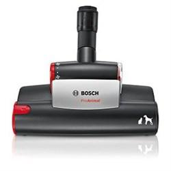 Турбощетка ProAnimal для пылесосов, черная/серебристая, в сборе Bosch 00579308 для BGC7.., BGL7/8.., BGS7/8.. - фото 17607