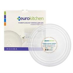 Тарелка Eurokitchen для СВЧ-печи, тип вращения крестовина, 360 мм N-05 - фото 17905