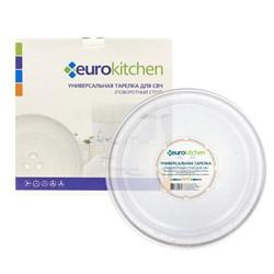 Тарелка Eurokitchen N-15 для СВЧ-печи, тип вращения коуплер, 325 мм - фото 17949