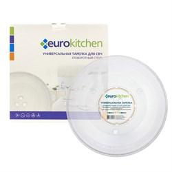 Тарелка Eurokitchen N-17 для СВЧ-печи, тип вращения коуплер, 360 мм - фото 17953