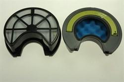 Моторный фильтр в сборе в коробе Samsung DJ97-01363A для пылесосов серии SC84.. - фото 18351