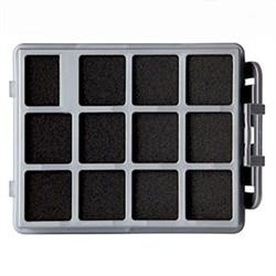 Hepa фильтр для пылесоса Zelmer  00794048 Voyager Twix 01Z014 - фото 18429