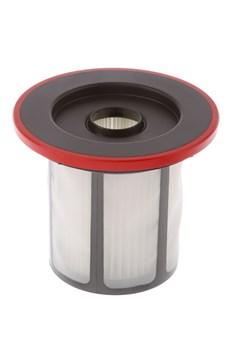 Фильтр контейнера для сбора пыли для аккумуляторных пылесосов Bosch 12033215 для BBS6.., BCS6.. - фото 18581
