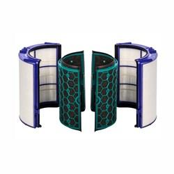 OZONE HA-6263 Комплект фильтров для воздухоочистителя DYSON PURE COOL DP04 - фото 18618