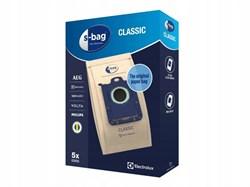 Набор бумажных пылесборников Electrolux E200S S-BAG dust bag с пластиковой рамкой - фото 18648