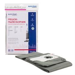 Пылесборник синтетический многократного использования EURO Clean EUR-5152 для пылесосов CLEANFIX, COLUMBUS, KARCHER, SEBO - фото 19164