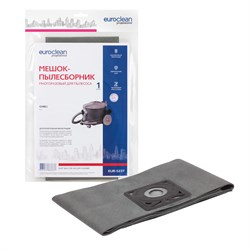 EURO Clean EUR-5237 мешок-пылесборник многократного использования для промышленных и строительных пылесосов Ghilby AS 6 - фото 19316