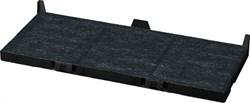 Bosch 11025806 DSZ4561 Угольный фильтр для вытяжки 466х198х21мм - фото 20300