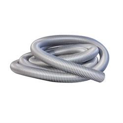 Шланг Ozone SHB-3 для профессиональных пылесосов, длина 3 метра, цвет серый, без байонетного соединения - фото 20834