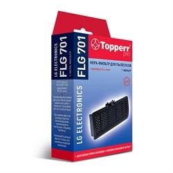 Hepa фильтр Topperr FLG 701 для пылесосов LG VK704.. - фото 20918