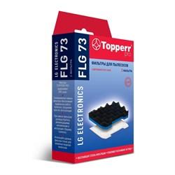 Набор фильтров Topperr FLG 73 для пылесосов LG - фото 20923