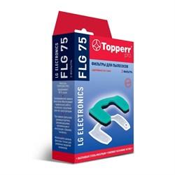 Набор фильтров Topperr FLG75 для пылесосов LG - фото 20931