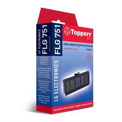 НЕРА-фильтр Topperr FLG 751 для пылесосов LG - фото 20935