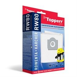 Синтетические пылесборники Topperr RW80 для пылесосов ROWENTA - фото 21035