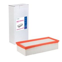 Euro Clean KHSM-NT65/2 (6.904-283) Плоский складчатый фильтр синтетический для пылесоса Karcher NT65/2, 72/2 - фото 21594