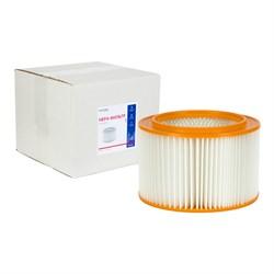 Фильтр гофрированный из полиэстера  MKSM-445X для пылесоса MAKITA 445x - фото 21605