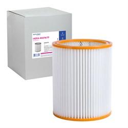 Фильтр гофрированный из полиэстера MKSM-449 для пылесоса MAKITA 449 - фото 21610