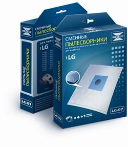 Набор пылесборников из микроволокна NeoLux LG-07 - фото 4102