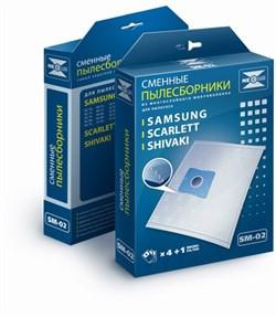 Набор пылесборников из микроволокна NeoLux SM-02 для Samsung - фото 4107