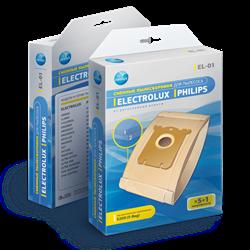 Набор бумажных пылесборников NeoLux EL-01 - фото 4188