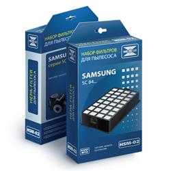 store-filters.ru - Аксессуары для пылесоса - HEPA-фильтр NeoLux HSM-02 для Samsung SC84..