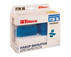 HEPA фильтр Filtero FTH 16 для Thomas - фото 4280