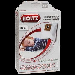 Набор пылесборников из микрофибры Holtz BE-01 для Zelmer, Bork 49.4000 - фото 4356