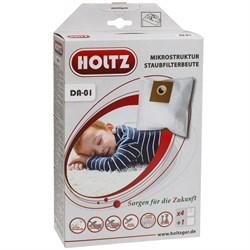 Набор пылесборников из микрофибры Holtz DA-01 - фото 4403