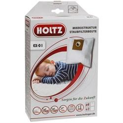Набор пылесборников из микрофибры Holtz EX-01 для Electrolux (E51) - фото 4410