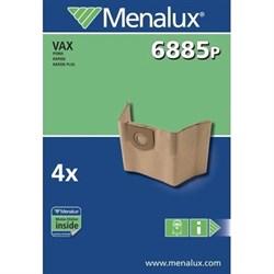 Набор бумажных пылесборников Menalux 6885P для пылесоса Vax - фото 4895