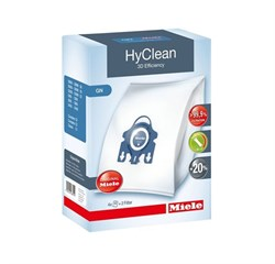 Miele GN HyClean 3D Efficiency оригинальные мешки для пылесоса G/N - фото 4965
