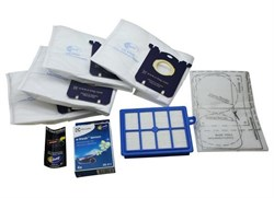 Electrolux USK1 Starter Kit s-bag e210 4шт, hepa efh13w - набор расходников - фото 5220